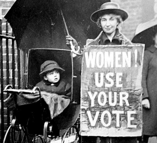 women and the right to vote in the 19th amendment The territory of wyoming was the first to give women the vote in 1869 other western states and territories followed states granting women the right to vote prior to the 19th amendment.