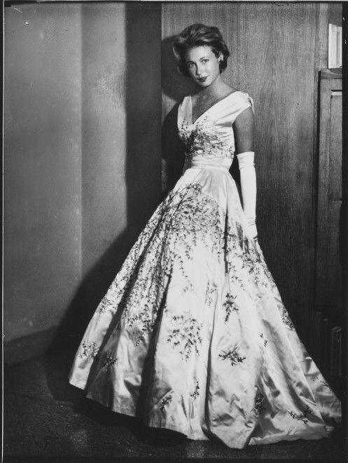 Laura Grossi n.d. romana Photo by: Ghitta Carell anni '50 Copyright Archivio storico Fondazione 3M