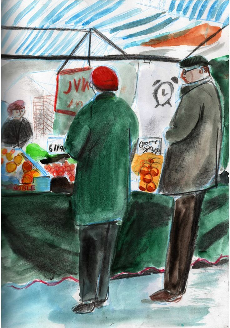Lucy Dillamore Illustration
