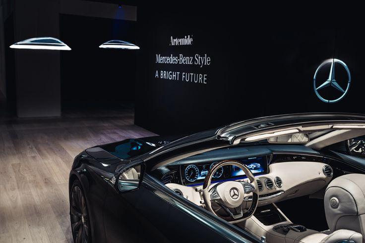 #DiscoverAmeluna ► http://bit.ly/Ameluna #design Mercedes-Benz Style  #LB16 Hall 3.1   Stand E51