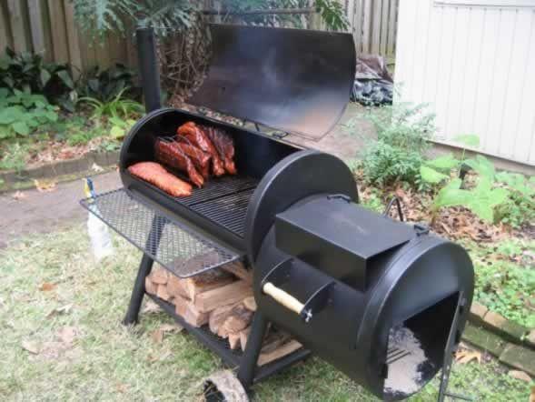 Bbq Smoker Barbecue Smoker Bbq Accessories Oil Drum Bbq