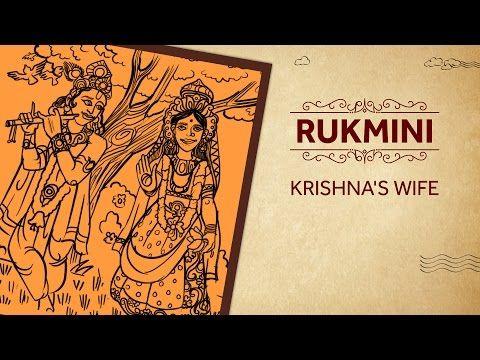 Rukmini - Krishna's Wife - YouTube