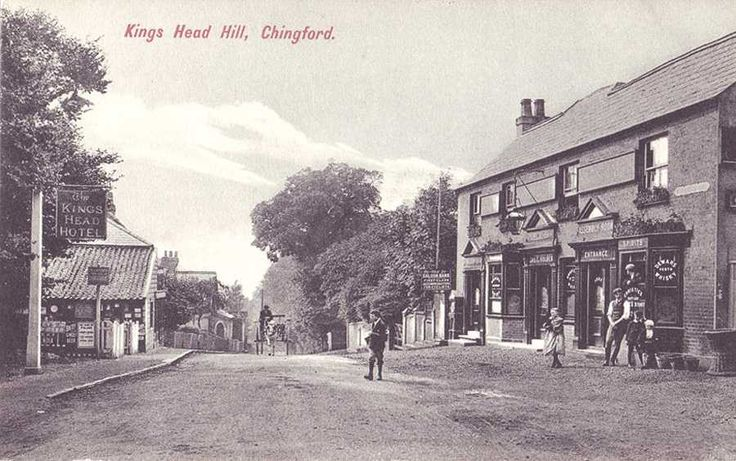 Essex, Chingford,