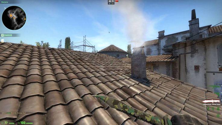 Ez B-site CT-smoke on new inferno #games #globaloffensive #CSGO #counterstrike #hltv #CS #steam #Valve #djswat #CS16