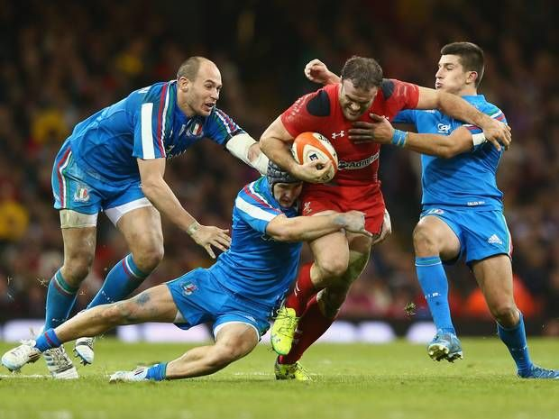 Wales 23 Italy 15 match report: Wales see off rally to keep dream alive - International - Rugby Union - The Independent