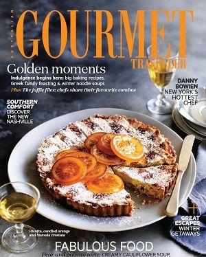 Gourmet Traveller - July 2013 #magazines #magsmoveme  http://www.gourmettraveller.com.au/