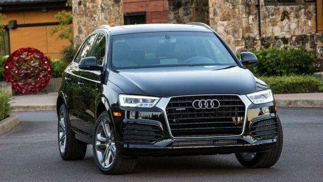 2017 Audi Q3 Review, Ratings, Specs, Prices, and Photos - The Car Connection