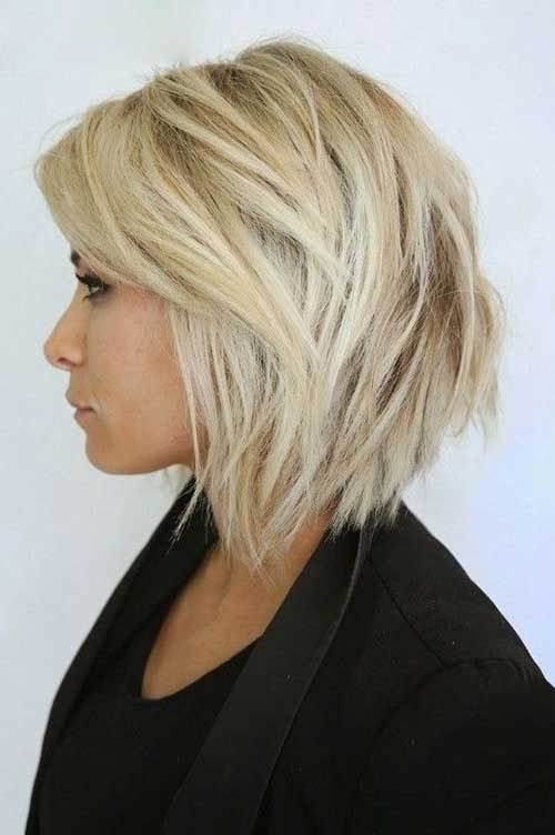30  Best Inverted Bob With Bangs | Bob Hairstyles 2015 - Short Hairstyles for Women
