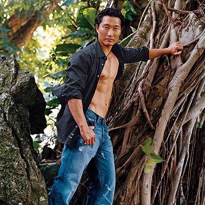 2005's Sexiest Men Alive - Daniel Dae Kim