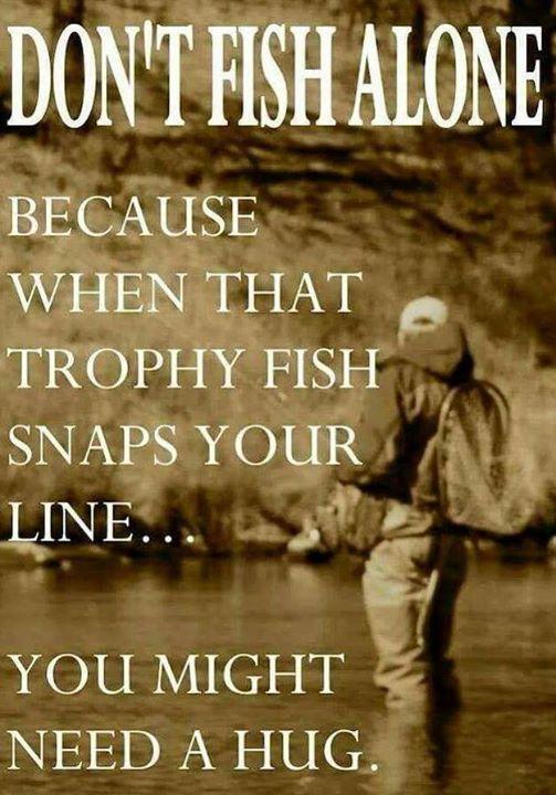 Don't fish alone (y) #fishing #flyfishing #fishinglife #fishingtrip #fishingboat #troutfishing #sportfishing #fishingislife #fishingpicoftheday #fishingdaily #riverfishing #freshwaterfishing #offshorefishing #deepseafishing #fishingaddict #lurefishing #lovefishing #fishingboats #instafishing