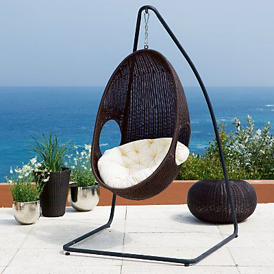 best Unique swings and chairs  on Pinterest