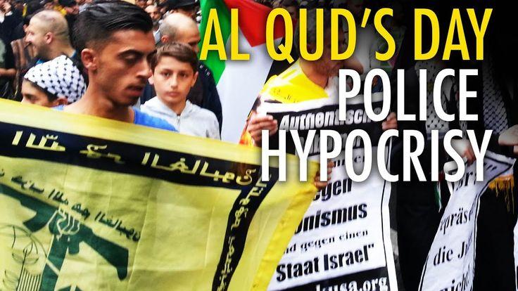 Calgary's Al Quds Day Fake News