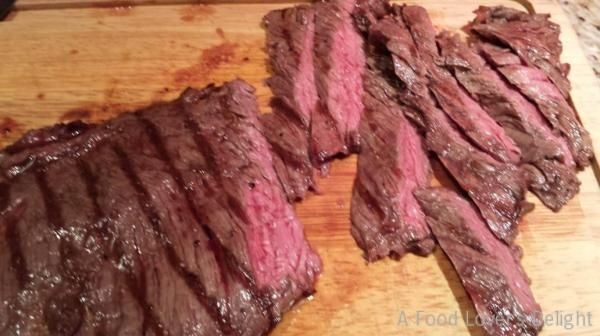 Tequila-Marinated Hanger Steak Recipe — Dishmaps