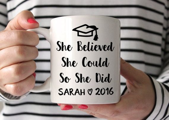 High School Graduation Gift for Her College by fieldtrip on Etsy