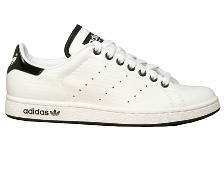 Stan Smith Black And White Shoes