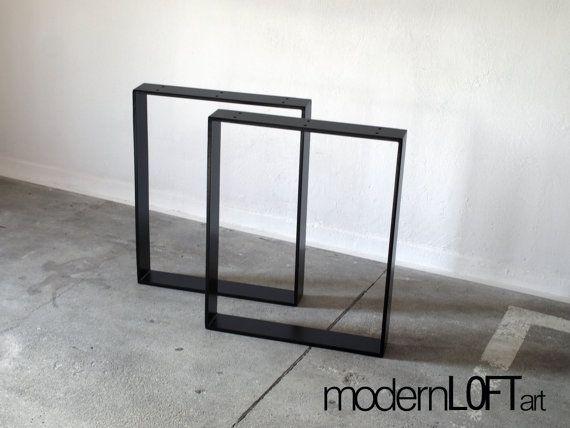 die besten 17 ideen zu tischbeine stahl auf pinterest tischbeine holz mesas und restaurant gie en. Black Bedroom Furniture Sets. Home Design Ideas