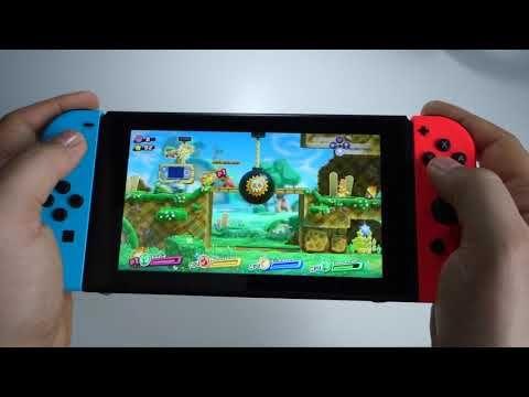 Kirby Star Allies - Nintendo Switch gameplay - Andrasi.ro