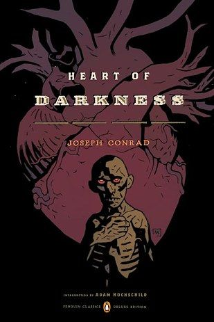 the horrors of greed in heart of darkness a novel by joseph conrad Although the novels are different in style and plot, joseph conrad's heart of darkness and the secret agent have one thing in common: they are full of different kinds of 'horror' and 'madness.