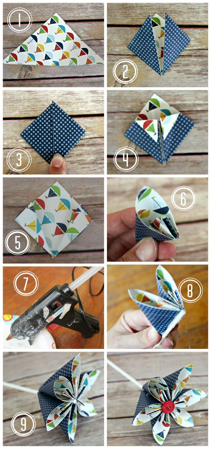 DIY Paper Flower Steps  make sure to check out this tutorial     elterbabi