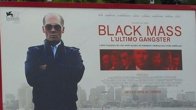 #venezia72 #blackmass