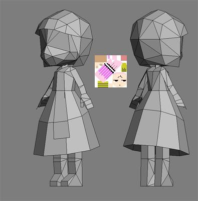 LOWPOLY (sub 1000~ triangle models) - Page 78 - Polycount Forum