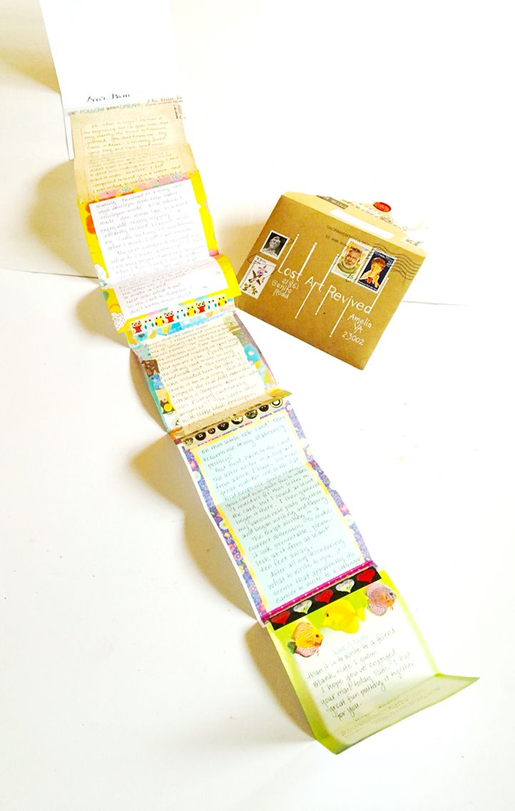 Best Envelope JournalsEnvelope Ideas Images On   Junk