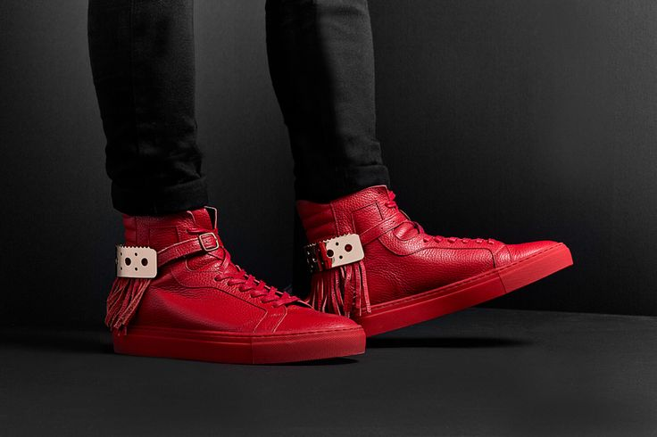 Eugène Riconneaus 2015 Fall/Winter Footwear Collection