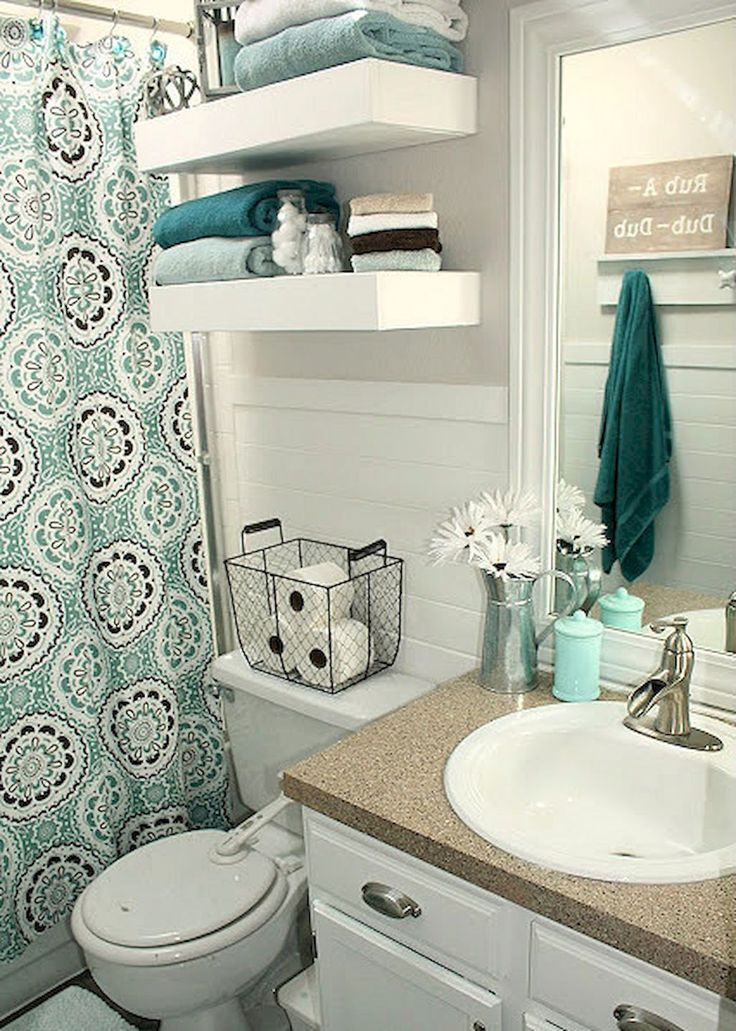 30 diy small apartment decorating ideas on a budget - Bathroom Design Ideas For Apartments