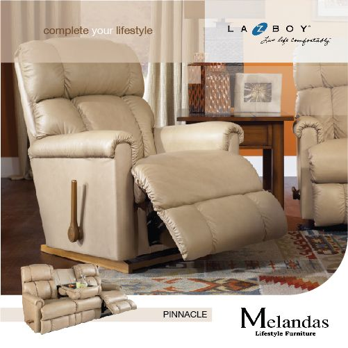 """This handsome """"Pinnacle"""" reclining sofa is sure to add comfort and style to your place.  #melandas #melandasindonesia #sofa #recliner #reclining #sofabed #decoration #interior #designinterior #instaphoto #igers #instagood #like #follow #tagsforlikes #comfortable #furniture #tbt #photooftheday #followme #like4like #follow4follow #instamood #bestoftheday"""