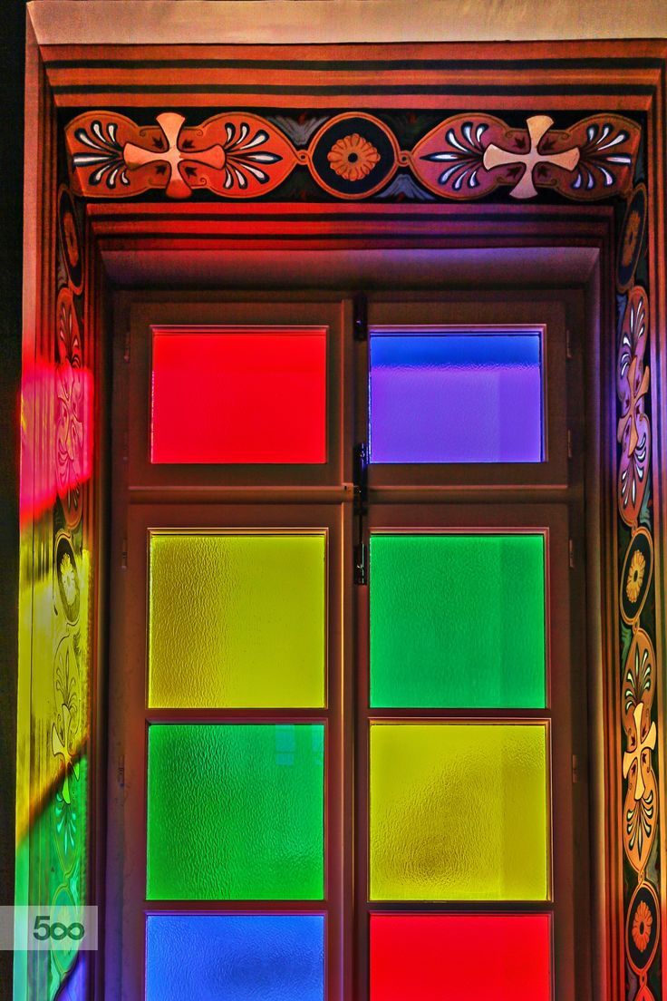 Stained Glass Window by Eleni Mac Synodinos on 500px