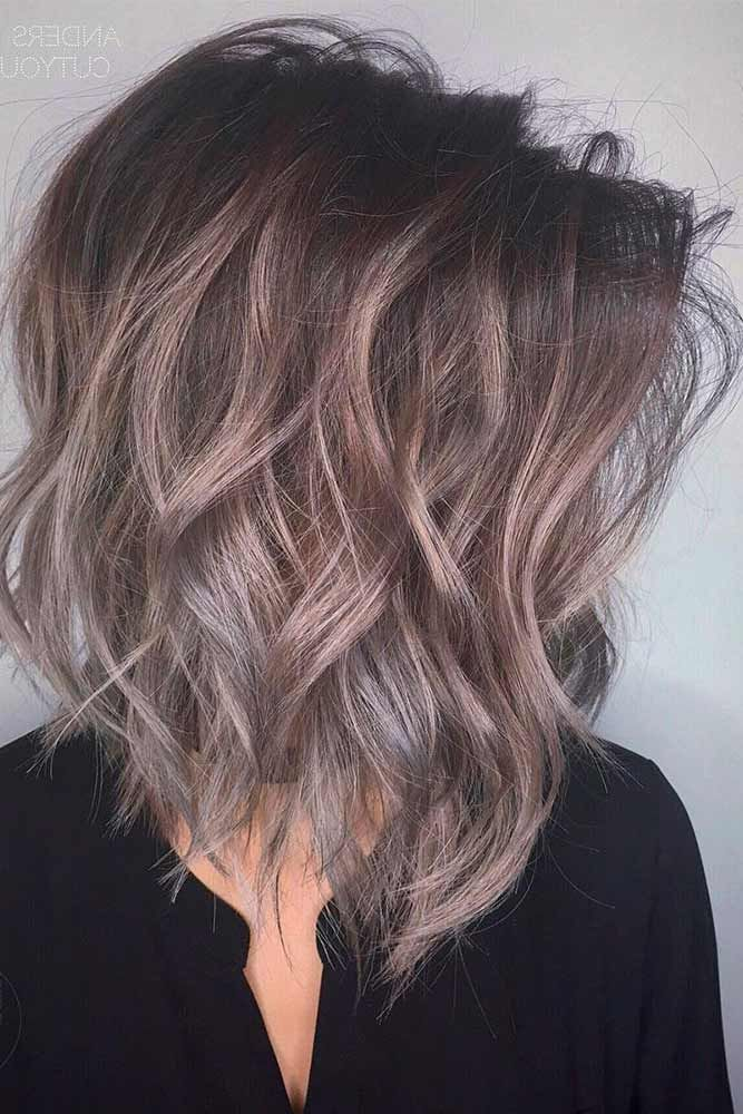 17 Best Ideas About Trendy Medium Haircuts On Pinterest Haircuts Medium Wavy Hair And Short