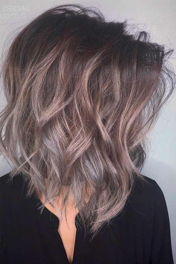 17 Best Ideas About Trendy Medium Haircuts On Pinterest Haircuts Medium Wavy Hair And Short