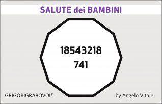 Tessera Radionica 71 - Salute dei Bambini
