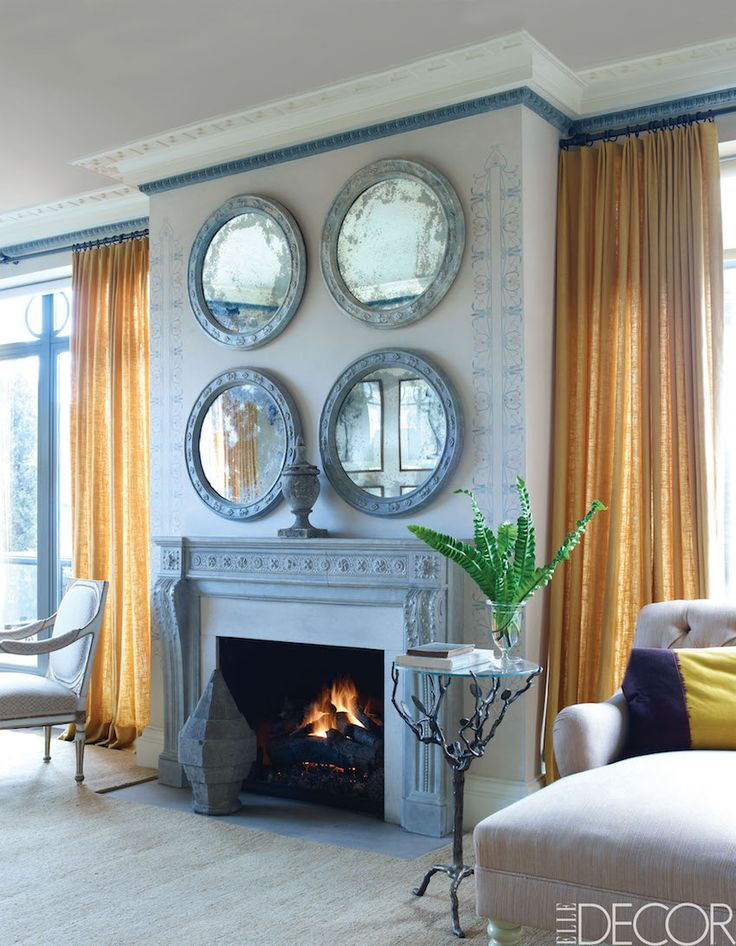 7 Secrets to Decorating with Wall Mirrors