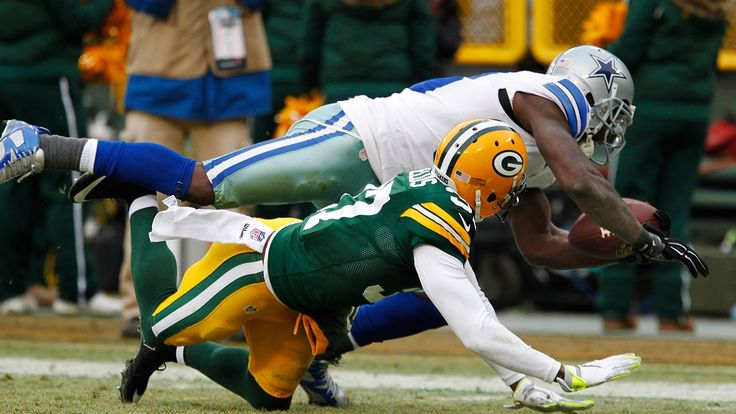 Cowboys vs. Packers: Dez Bryant's Non Catch  | 2014 Divisional Round Pla...