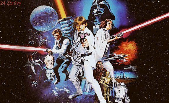 Hvězdné války slaví 40 let. Zábavní investice století vydělává miliardy