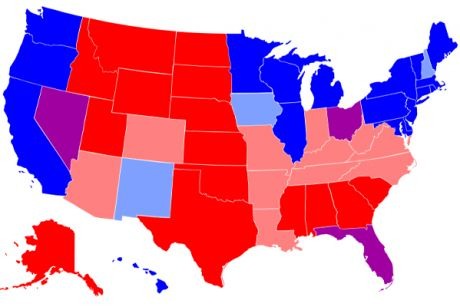 People in red states and blue states are equally clueless about abortion