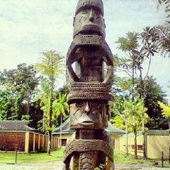 LIFESTORY: INDAHNYA NEGERIKU  Bag 1 (Papua dan suku asmat)
