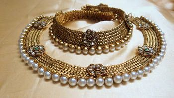 Beautifull bridal payal designe
