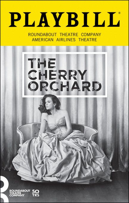 The Cherry Orchard Playbill -(11-22-16)