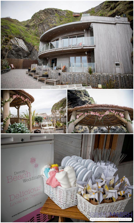 Stunning beach location, Tunnels Beaches, Beach wedding, North Devon wedding venues, Devon Wedding Photographer, Ginny Marsh Photography