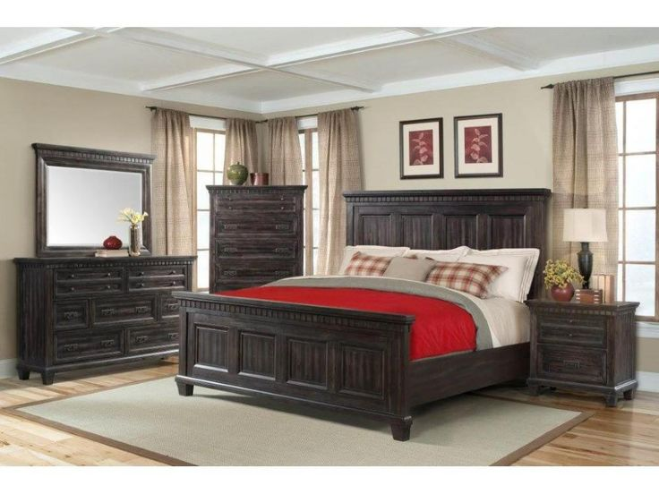 Show Details For Morrison 5 Piece Bedroom Set