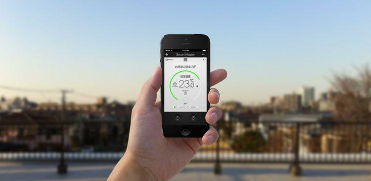 バルミューダ   SmartHeater(スマートヒーター)  世界で最も先進的で、最もクリーンなヒーター