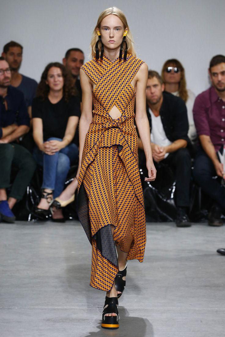 Proenza Schouler | Ready-to-Wear Spring 2017 | Look 15