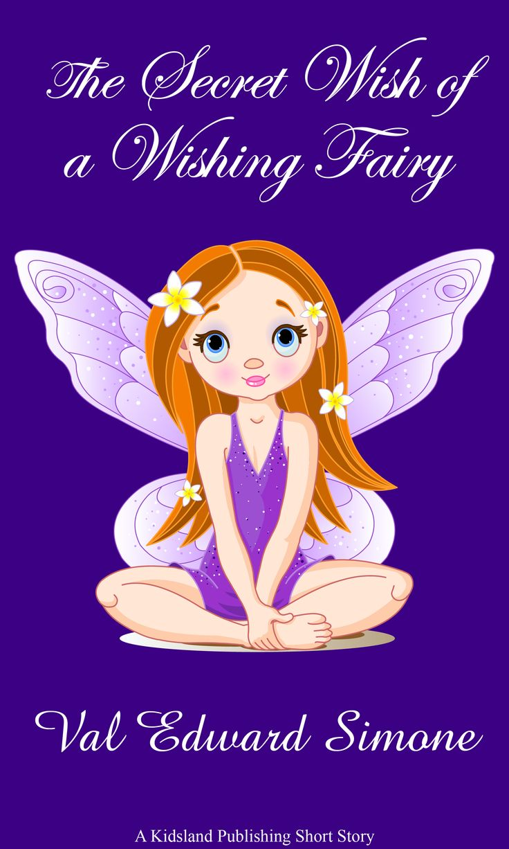 Even Wishing Fairies have wishes.