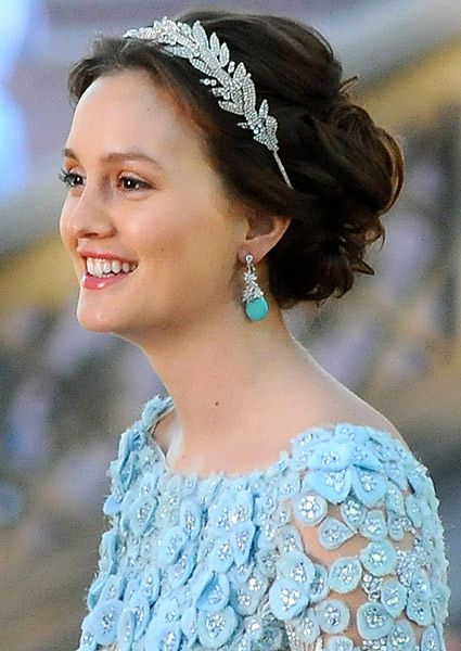 Fine 1000 Ideas About Blair Waldorf Hairstyles On Pinterest Blair Short Hairstyles For Black Women Fulllsitofus