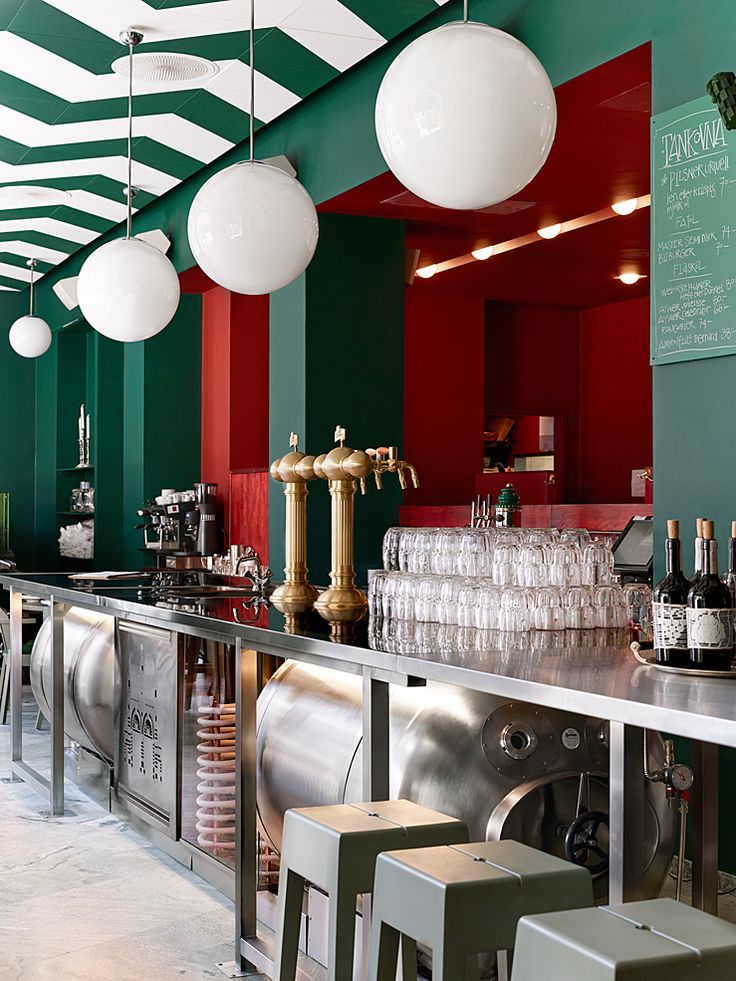 Bar Central, Stockholm — Uglycute
