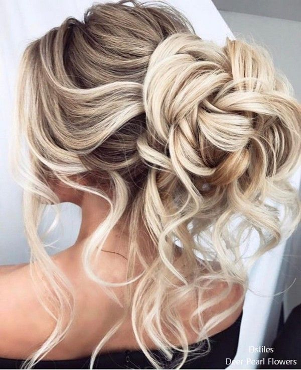 30 Elstile Long Wedding Hairstyles and Updo – Wedding Hairstyles