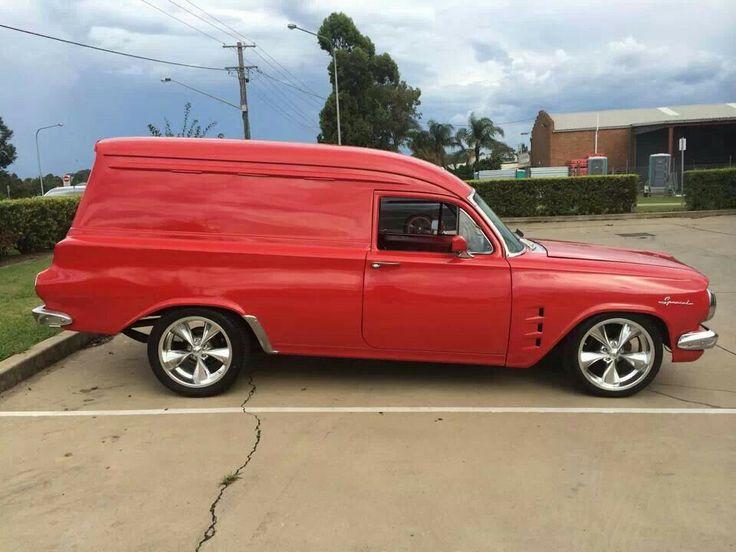 Oh my !! LoVe.* Eh Holden Panel van .. Xx