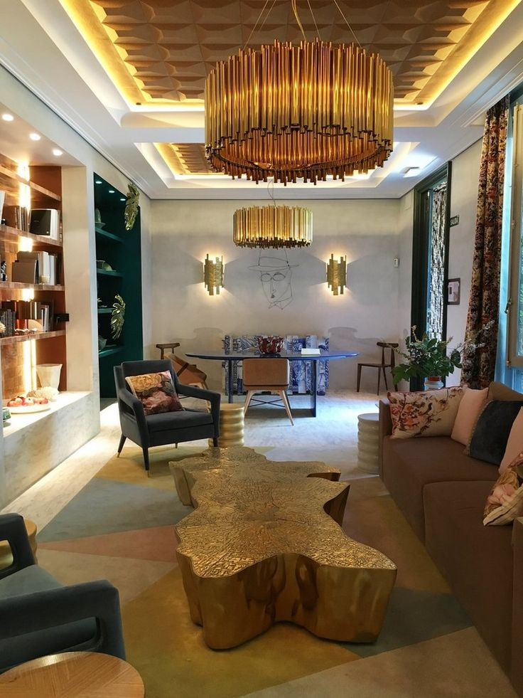 Discover five Luxury design projects that unite excellence and exclusivity. These exceptional projects feature some of the most iconic designs from Boca do Lobo ➤ To see more news about luxury lifestyle visit Coveted Edition at www.covetedition.com #Covetedmagazine #luxurydesign #bocadolobo #interiordesign #design #luxury #designprojects #projects #decoration #exclusivedesign